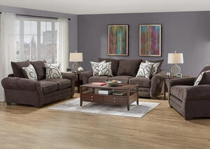 PEYTON 3 PC LIVING ROOM