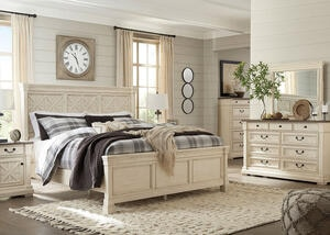 Fontana 8 Pc. Queen Bedroom