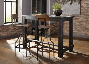 Jacinto 3 Pc Dinette by Scott Living