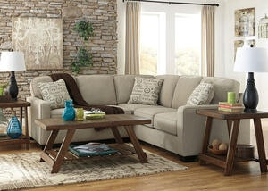 Arthur Quartz 2 Pc. Sectional
