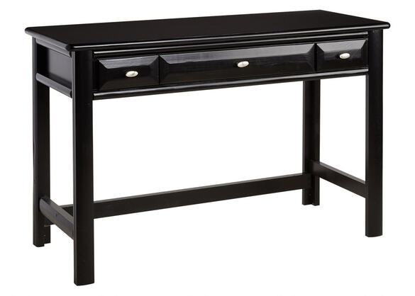 Desk Blk Catalina Black