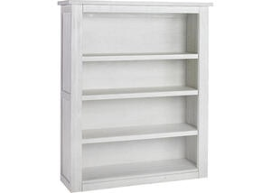 Lucca Sea Shell White Bookcase by Dolce Babi