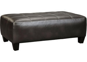 Cocktail Ottoman Kingsley Charcoal