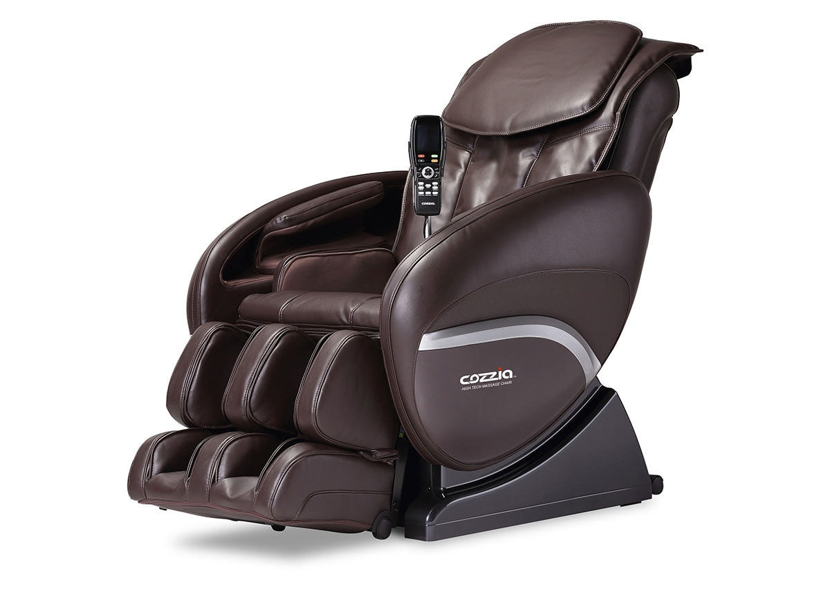 Harmony Complete Massage Chair Chocolate