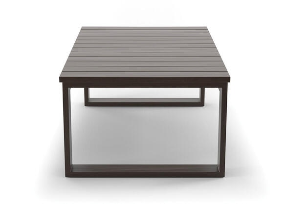 White Cliff Cocktail Table Gray
