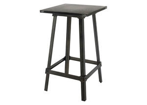 Amelie Bistro Bar Stool Black