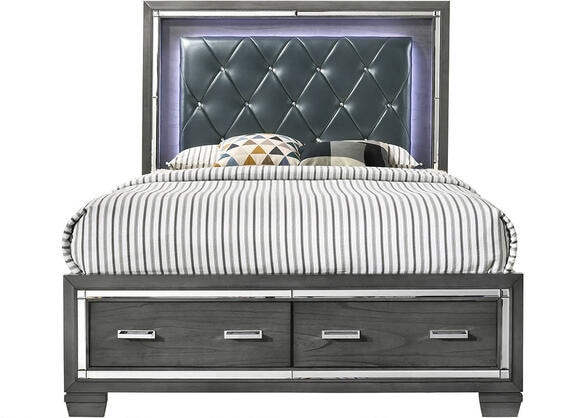 Denali King Bed