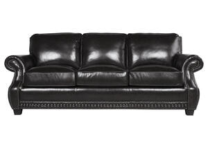 Genoa Charcoal Sofa