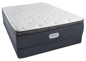 Simmons BeautyRest Platinum Harmony Plush Pillowtop Mattress