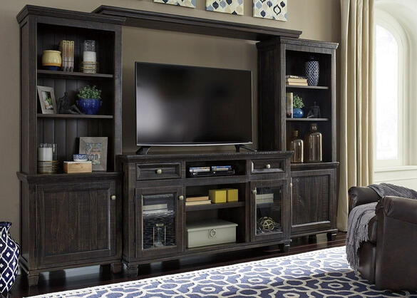 Portland 4 Pc. Wall Unit