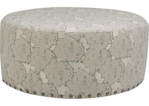 Clooney Cocktail Ottoman