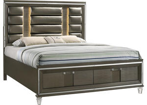 Torano King Bed