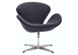 Pori Arm Chair Iron Gray Gray
