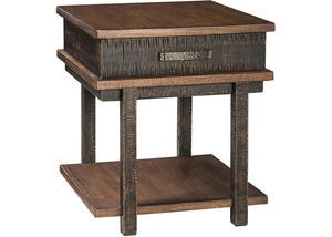 Spruce End Table