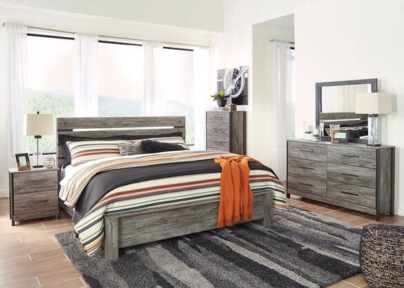Urbana 5pc King Bedroom