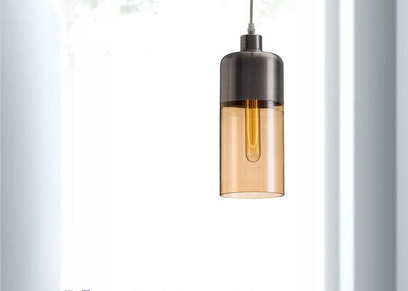 Vincet Ceiling Lamp Gray