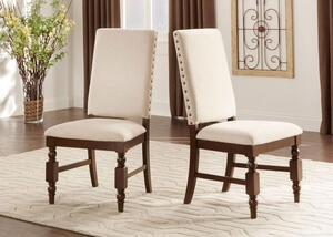 Side Chair White Charlotte
