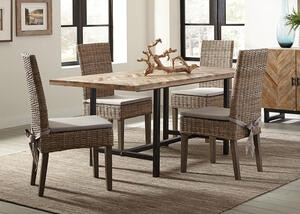 Thompson 5 Pc. Dining Room by Scott Living