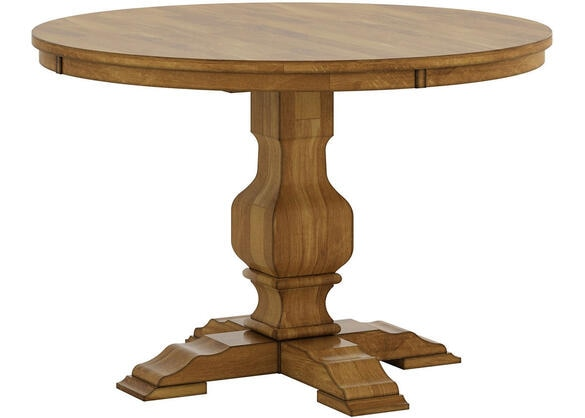 Lakewood Complete Round Table Oak