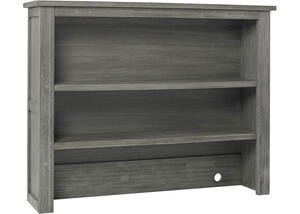 Lucca Weathered Gray Hutch by Dolce Babi