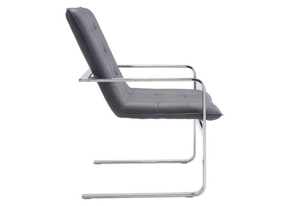 Solo Occasional Chair Gray Gray