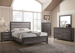 Kellen 7pc Queen Bedroom