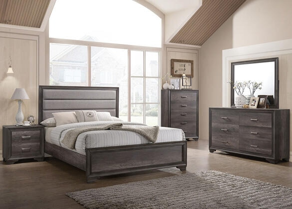 Kellen 7pc King Bedroom