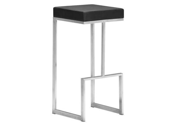 "Darwen 2 Pc. Black 30"" Barstool"