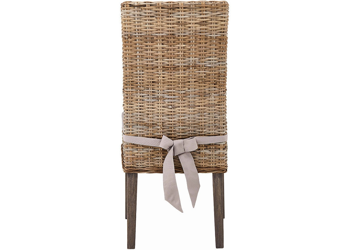 Rattan Dining Chair by Scott Living