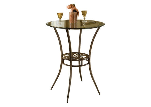 Marsala Bar Height Bistro Table