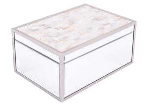 Mop Mirror Box Beige