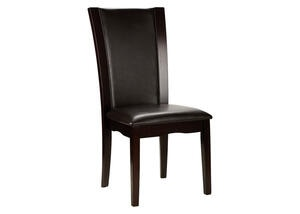 Brwn Side Chair Carli