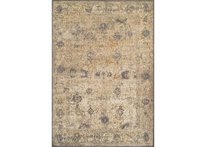 Dalyn Antiquity Ivory/Gray Area Rug