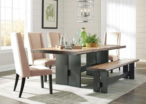 Marquette Barley 6 Pc. Dining Room by Scott Living
