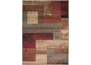 Surya Riley Red Rug - RLY5004