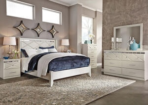 HANNAH 7PC QUEEN BEDROOM