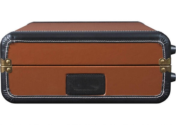 Crosley Executive Brown Portable Turntable