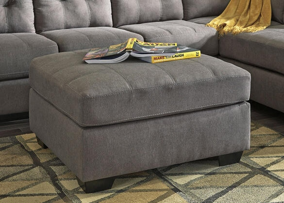 MARLO 3 PC RAF SECTIONAL CHARCOAL