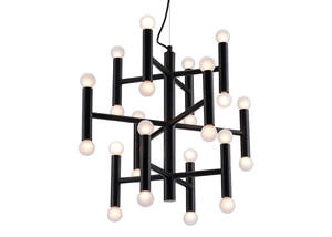 Ashton Ceiling Lamp Black