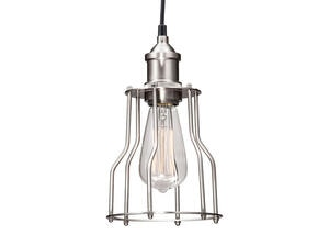 Tate Ceiling Lamp Gray