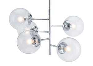 Somerset Ceiling Lamp Gray