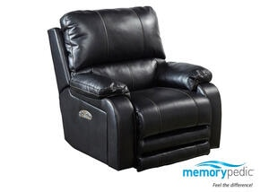 Galileo Pwr Recliner Black