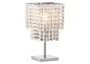 Falling Stars Table Lamp Silver