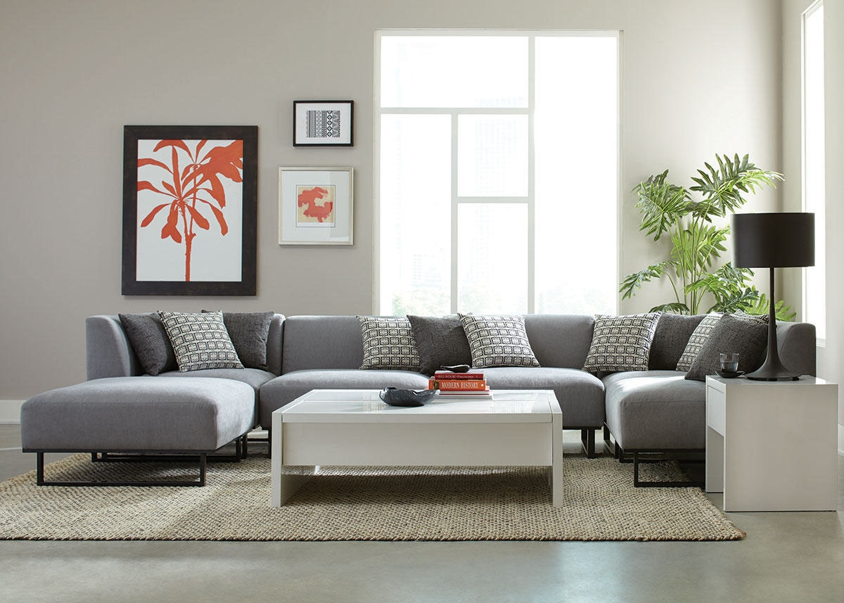 Corrine 6 Pc. Sectional