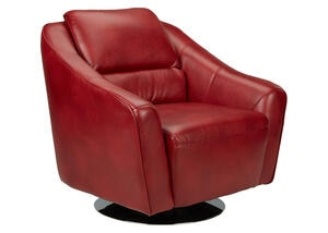 Swivel Chair Red Mars