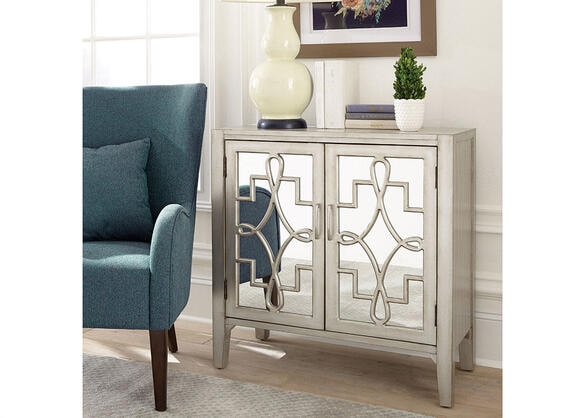 Champagne Accent Cabinet by Scott Living