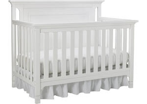 Carino Snow White Convertible Crib by Ti Amo