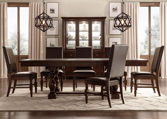 Charlotte 7 PC DINING ROOM