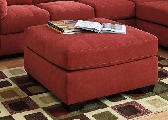 MARLO 3 PC RAF SLPR SECTIONAL RED