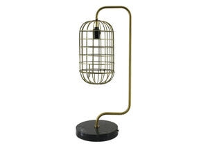 Aviary Table Lamp Brown
